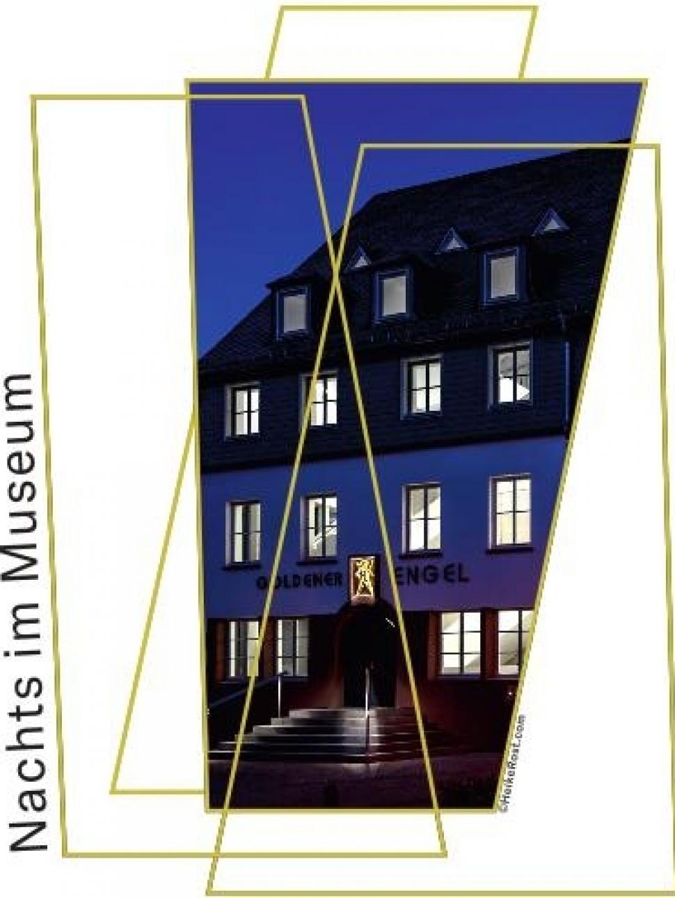 Museumsnacht im Goldenen Engel Baumholder