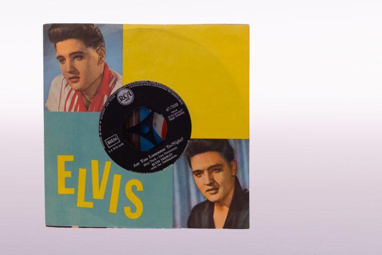 Schallplatte_Elvis