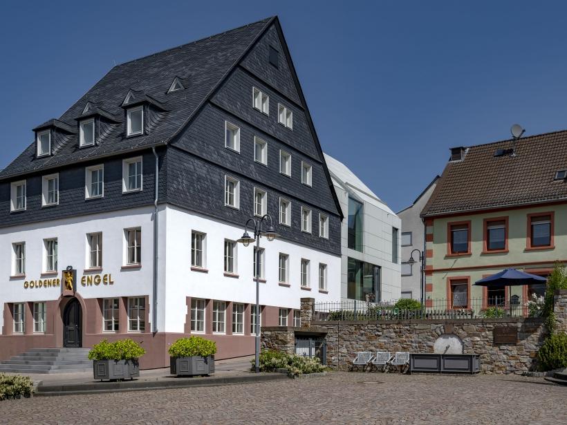 Außenansicht Museum Goldener Engel Baumholder